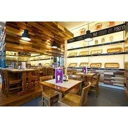 Bakery Interior Designing Service In Rathna Puri Coimbatore Wood