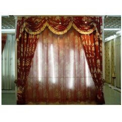Pictures Curtains Living Room Corner Shelves For At Rs 500 Unit Curtain Id
