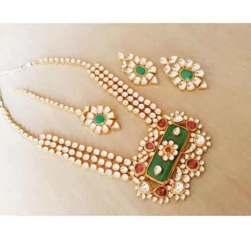 Kundan Bridal Jewellery Sets II