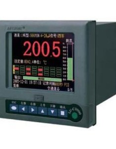 Color paperless chart recorder also rh indiamart