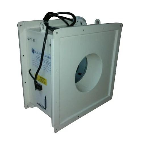 cabinet inline exhaust fan
