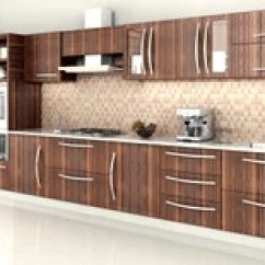 Kitchen Matt Subway Tile Backsplash Modular Finish Wood Kraft India Manufacturer In