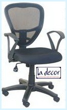 revolving chair in surat brown leather accent chairs office manufacturers, suppliers & exporters