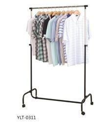 garment display stands single