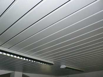 Aluminium Ceiling Tile at Rs 550 /square feet
