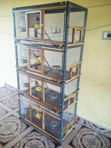 Homemade Large Bird Cage