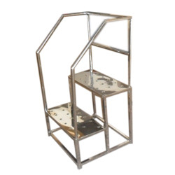 swing chair hyderabad cover hire hereford stainless steel ladders - reactor bottom valve ladder manufacturer from