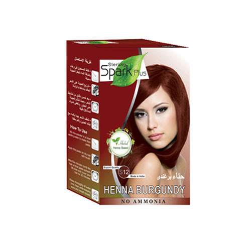 Hair Color Powder