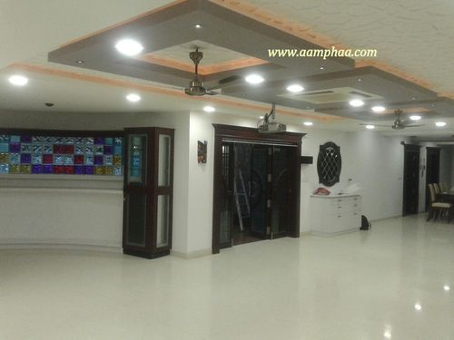 living room ceiling design india rugs on sale wood in koyambedu chennai aamphaa