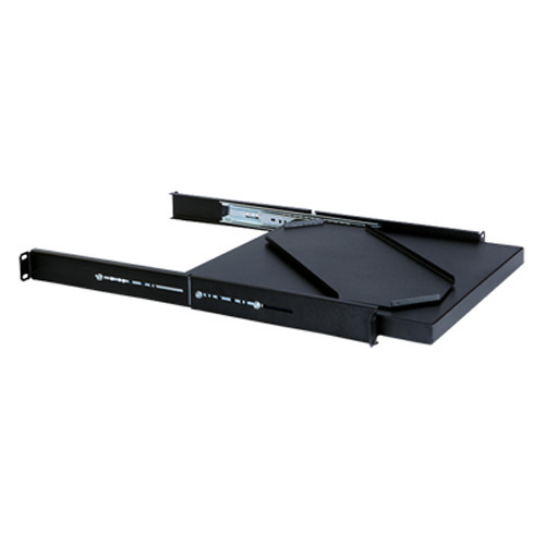 keyboard tray for network rack server