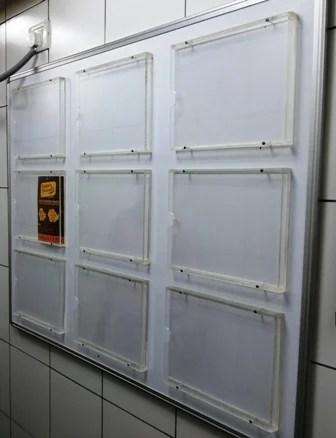 Board with Acrylic Pocket  Acrylic Pocket Manufacturer
