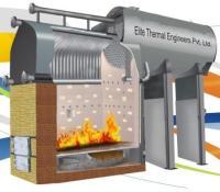 Wood Fired Boiler, Steam Boilers | Swargate, Pune | Elite ...