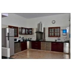 Kitchen Design Naperville Reclaimed Wood Shelves Designer Wooden Modular Exotik Hyderabad Id