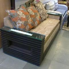Sofa Bed In Mumbai White For Hire Wooden Set Cum - And Plywood ...