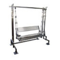 Steel Chair Jhula Holiday Covers Dining Rooms Indoor Swing - Manufacturers & Suppliers Of Ander Wala