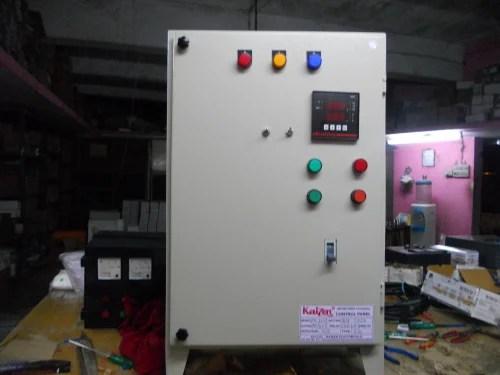 3 phase start stop wiring diagram plot line three submersible pump control panel ats 10 hp at rs 18500