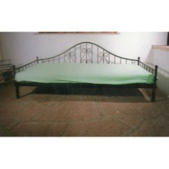 Wrought Iron Sofa Set In Pune Standard Table Height Living Furniture - Double Bed Cum Manufacturer From