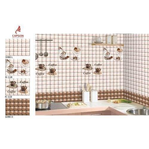 kitchen wall tiles contemporary curtains ceramic at rs 400 box s id