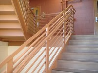 Wooden Handrails, Staircase, Balusters And Stair Parts ...