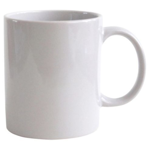 Plain White Mug Sublimation Coffee Mug Tea Mugs at Rs 42