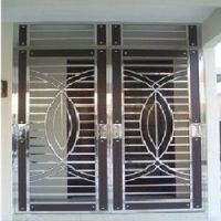 Stainless Steel Gates - Stainless Steel Grills ...