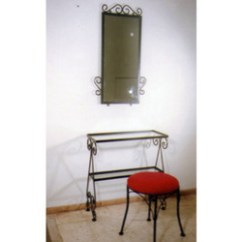 Steel Chair Price In Kolkata Ergonomic Recliner Wrought Iron Furniture Pune, Maharashtra | Suppliers, Dealers & Retailers Of Mishrit Lohe Ka ...