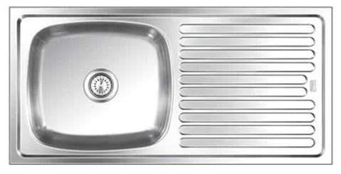 kitchen sink size ninja mega system bl771 single bowl view specifications details of
