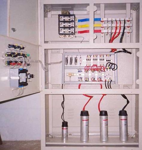 electrical control panel wiring diagram 3 way switch with receptacle power factor correction प वर फ क टर कर शन