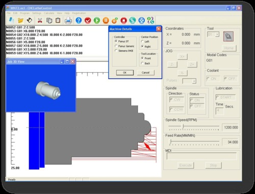 CNC Lathe Machine Control Software at Rs 20000 piece  Baner  Pune  ID 4741762562