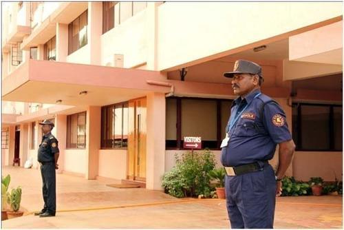 Security Guard Services  Apartment Security Guard Service Service Provider from Noida