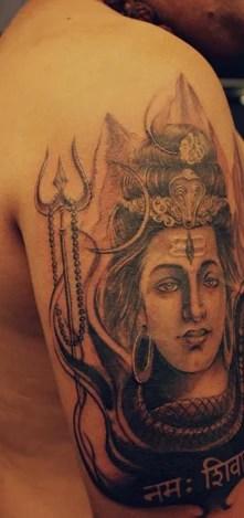 Shiv Shankar Tattoos
