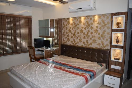 Bedroom Furniture  Bed with Study Table Manufacturer from
