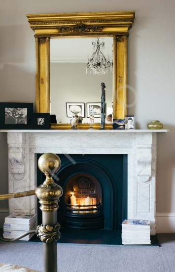 Detached Double Fronted Victorian House Interior