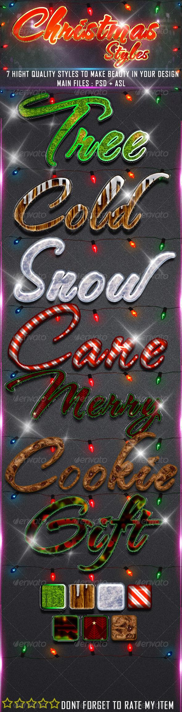 Christmas Styles