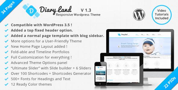 Создание сайта визитки на WordPress