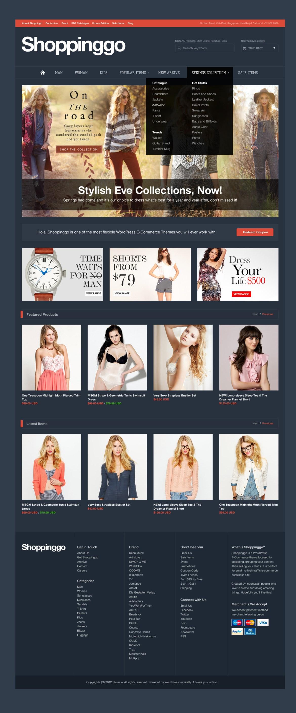 Shoppinggo - WordPress eCommerce Theme - 15
