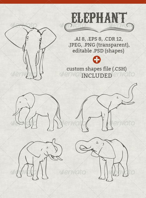 Free Printable White Elephant Party Flyers » Dondrup.com
