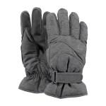 Barts Basic handschoenen donker grijs