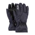 Barts basic handschoenen kids denim