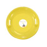 Glijschotel slee geel