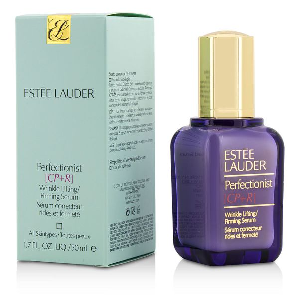 Estee Lauder Perfectionist Cp Wrinkle Lifting Firming Serum Skin Types
