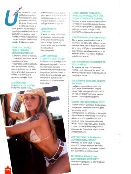 Entrevista a manda rosa en revista h extremo marzo 2015