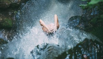 douche froide rivière défi