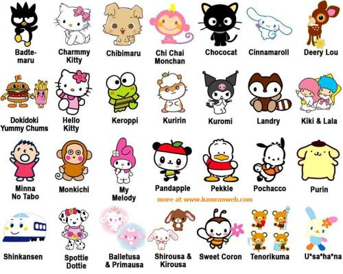 hello-kitty: tag your friends. - angelieieiuhoh. I CALL KUROMI! KEROPPL.