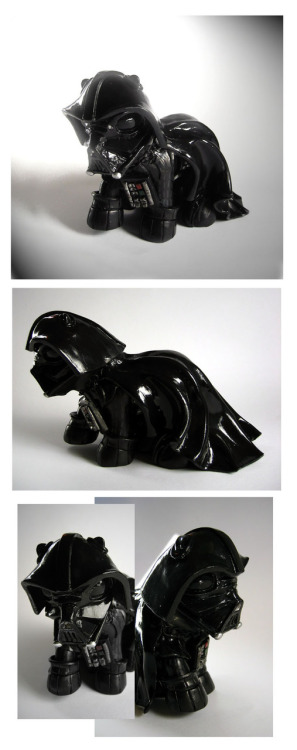 My Little Darth Vader by *Spippo