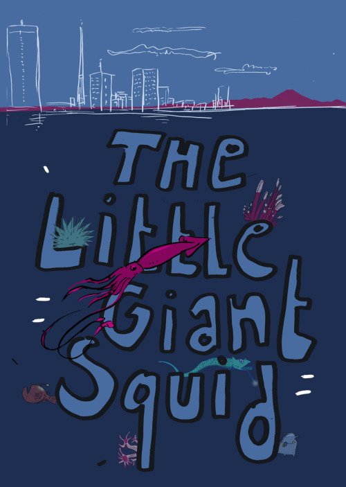 The Little Giant Squid