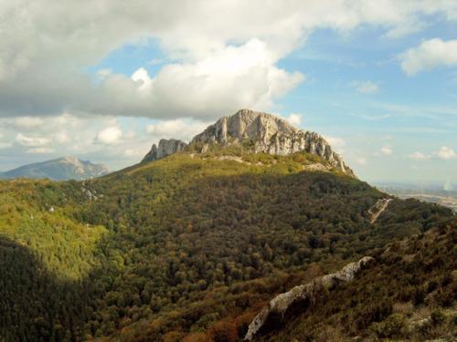 Castillo de Marañón (Navarra)