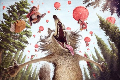 Illustration by Tiago Hoisel (via Designlenta)