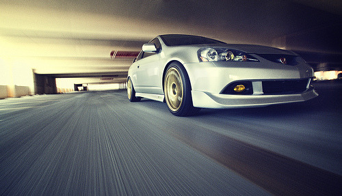 All about the benjamins Starring: Acura RSX (by Ivan Dobrev)