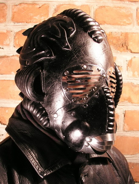 Dieselpunk - Tank Mask